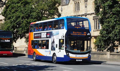 10672 - SN16OYU - Oxford (High St.)