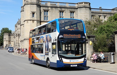 10671 - SN16OYT - Oxford (St. Aldate's)