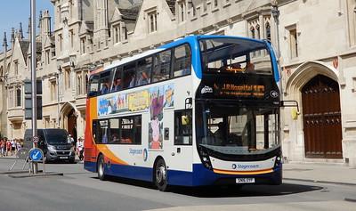 10669 - SN16OYP - Oxford (High St)