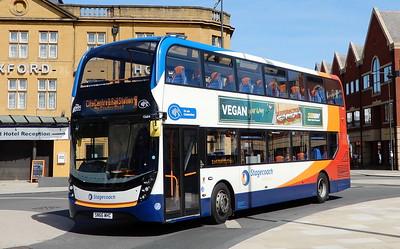 10684 - SN66WHC - Oxford (Bar End St)