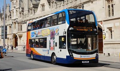 10684 - SN66WHC - Oxford (High St)