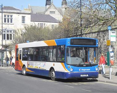 33653 - R153CRW - Oxford (St Aldate's) - 1.4.12