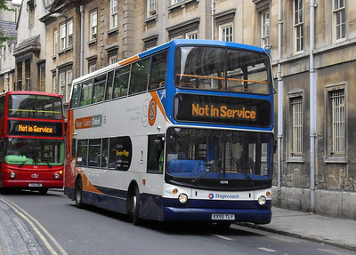 18398 - KX55TLY - Oxford (Magdelin St) - 29.7.10