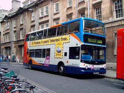 18130 - KN04XJE - Oxford (Broad St) - 7.8.06
