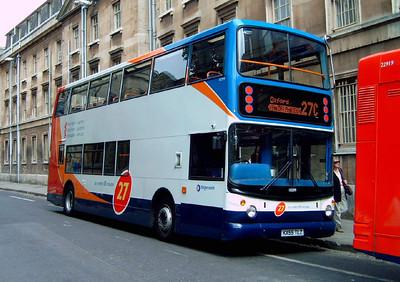 18399 - KX55TLZ - Oxford (Broad St) - 7.8.06