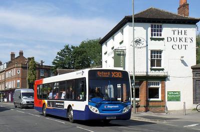 22764 - OU58GKE - Oxford (Park End St)