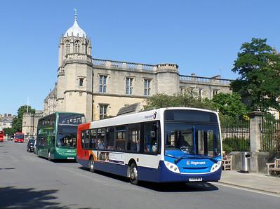 22766 - OU09BZM - Oxford (St. Aldate's)