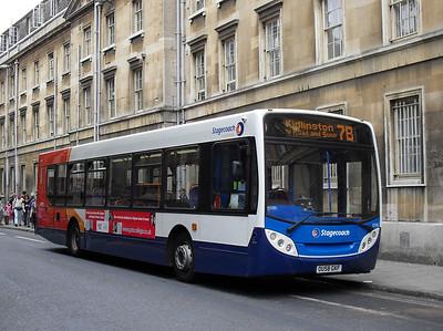 22765 - OU59GKF - Oxford (Magdelin St)