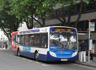 22766 - OU09BZM - Oxford (New Road)