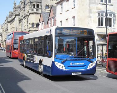 22762 - OU58GKC - Oxford (St. Aldate's)