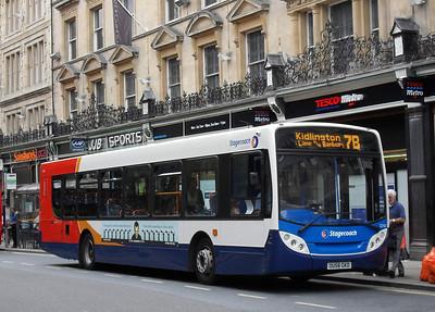 22763 - OU58GKD - Oxford (Magdelin St)