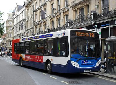 22768 - OU58GKK - Oxford (Magdelin St)