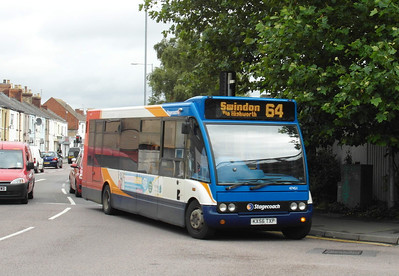 47451 - KX56TXP - Swindon (Manchester Road) - 16.8.13