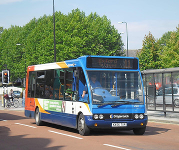 47452 - KX56TXR - Oxford (Park End St) - 19.8.11