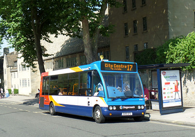 47736 - OU10GFG - Oxford (New Road) - 27.8.13