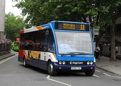 47459 - KX56TXZ - Oxford (New Road) - 29.7.10