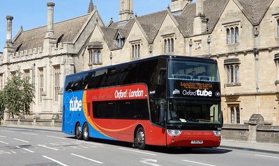 50284 - YJ14LFW - Oxford (Magdalen College)