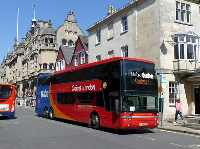 50212 - OU09FNF - Oxford (St Aldate's) - 27.8.13