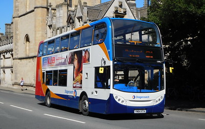 15996 - YN64XTA - Oxford (High St)