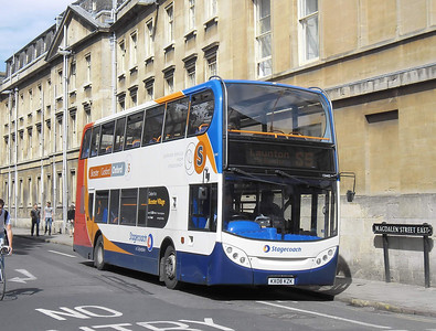 15443 - KX08KZK - Oxford (Magdelin St) - 19.8.11