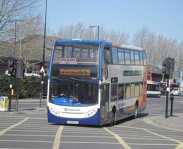 15433 - KX08KZF - Oxford (Park End St) - 1.4.12