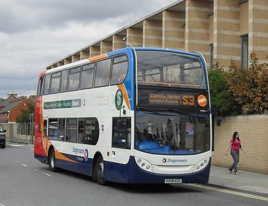 15434 - KX08KZG - Oxford (railway station) - 29.7.10