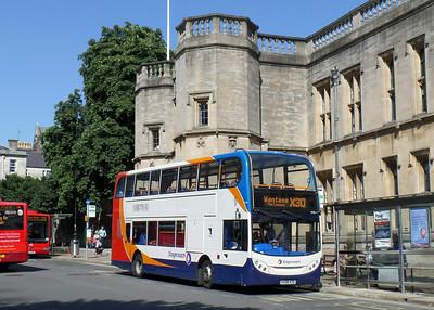 15436 - KX08KZD - Oxford (St Aldate's) - 27.8.13