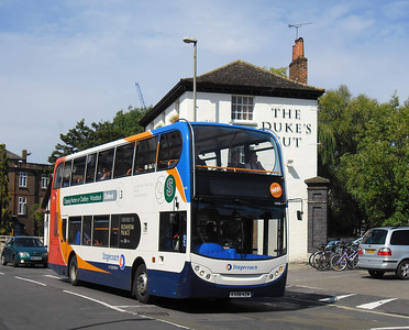 15435 - KX08KZM - Oxford (Park End St) - 19.8.11