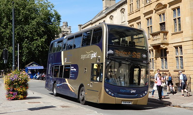 15761 - OU61AUR - Oxford (St. Giles')