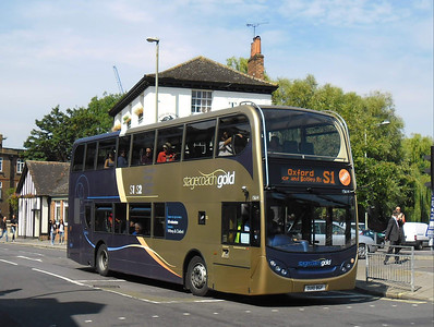 15614 - OU10BGF - Oxford (Park End St) - 19.8.11