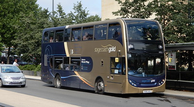 15753 - OU61AVG - Oxford (Park End St)