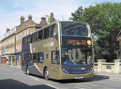 15617 - OU10BGV - Oxford (Park End St) - 19.8.11