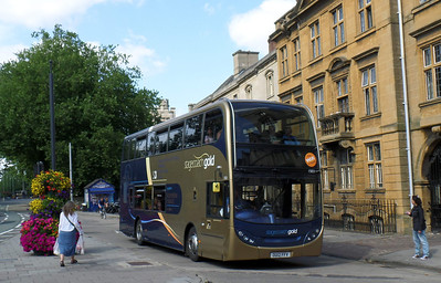 15831 - OU12FFV - Oxford (Magdelin St) - 27.8.13
