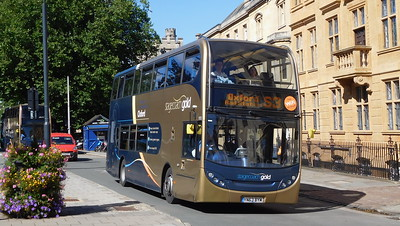 15933 - YN63BYM - Oxford (Magdelin St. East)