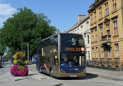 15834 - OU12FFY - Oxford (Magdelin St) - 27.8.13