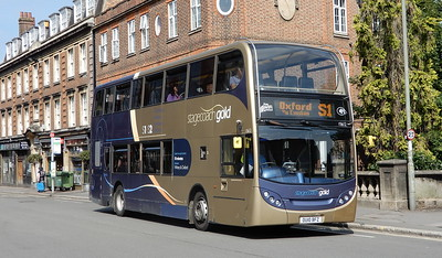 15612 - OU10BFZ - Oxford (Park End St)