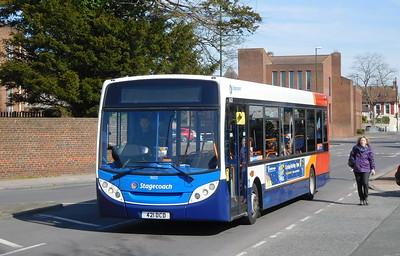 36021 - GX07FXJ - Chichester (Basin Road)
