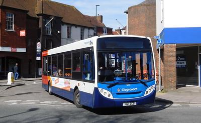 36021 - GX07FXJ - Chichester (South St)
