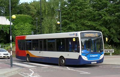 27830 - GX62BTV - Basingstoke (railway station)
