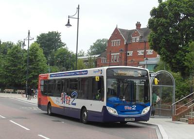 27832 - GX62BUU - Basingstoke (railway station) - 31.5.13