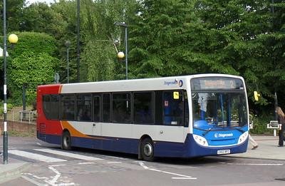 27829 - GX62BPZ - Basingstoke (railway station)