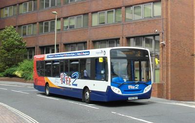 27831 - GX62BUJ - Basingstoke (Alencon Link) - 20.7.13
