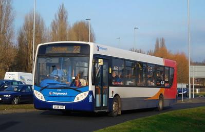 27555 - GX58GMG - Cosham (Portsmouth Road)
