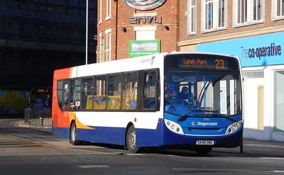 27555 - GX58GMG - Portsmouth (Stanhope Road)