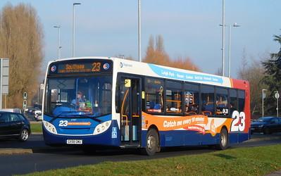 27557 - GX58GMU - Cosham (Portsmouth Road)