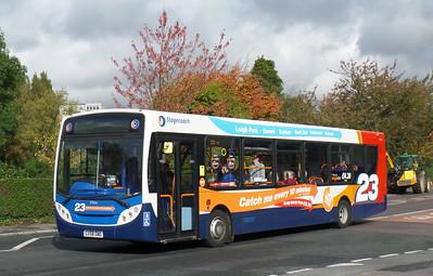 27556 - GX58GMO - Cosham (Portsmouth Road)