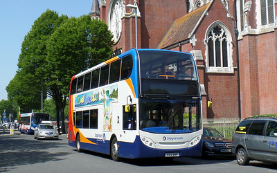 10008 - GX12DXP - Portsmouth (Bishop Crispian Way) - 180514