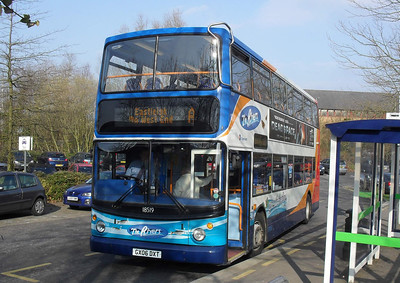 18519 - GX06DXT - Hedge End (superstores) - 20.3.11