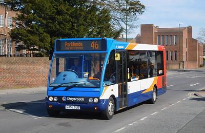 47644 - GX58GJO - Chichester (Basin Road)