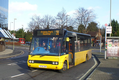 47067 - SF04SKN - Farnborough (Kingsmead) 2.1.14